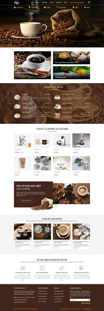 WEBSITE COFFEE RT